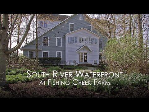 Fishing Creek Farm - Annapolis Waterfront - 1310 Beachview Road, Annapolis, Maryland 21403