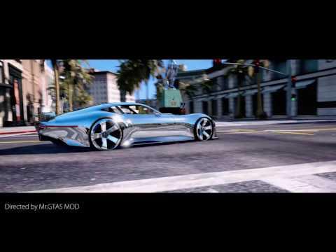 もしもベンツがホンダのCMを再現したら・・・ VEZEL「世界ヴェゼル」篇 30秒(STAY TUNE / Suchmos GTA 5) - YouTube