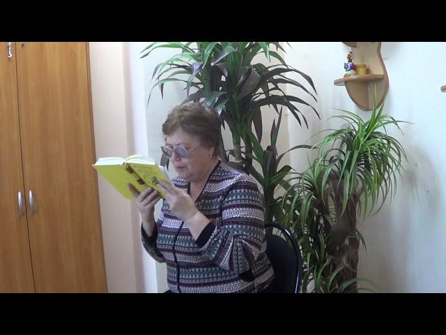 Изображение предпросмотра прочтения – ЕленаКопчева читает произведение «Первый лист» Ф.И.Тютчева