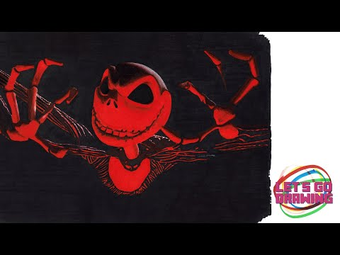 draw-a-jack-skellington-(the-nightmare-before-christmas)