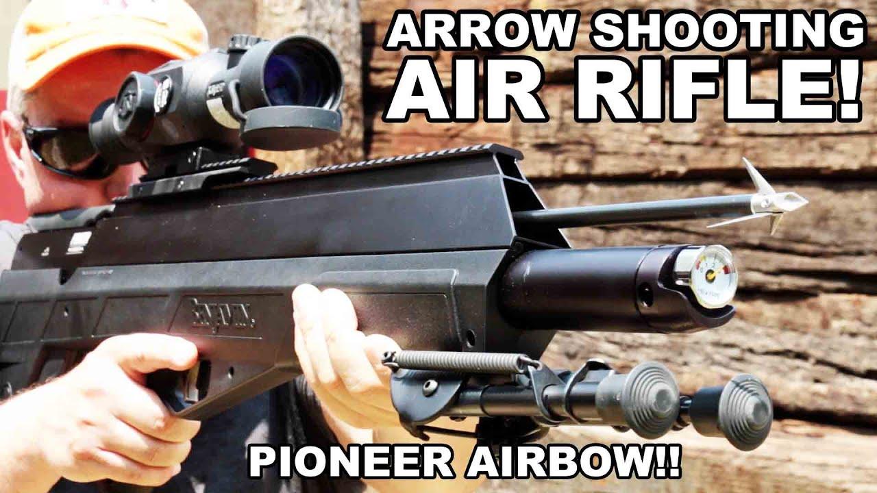 how to make arrow gun