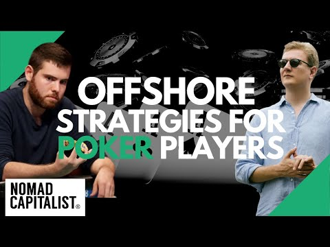 Offshore Tax Strategies for Poker Players