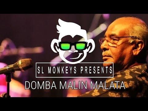 Domba Malin Malata Live Cover @Sanda Diya Sakmana Live In Concert 2018