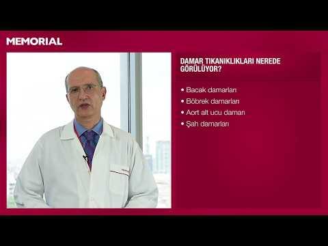 Damar tıkanıklığı ve damar genişlemesi nedir? - Prof. Dr. Cem Yorgancıoğlu (KVC Uz.)