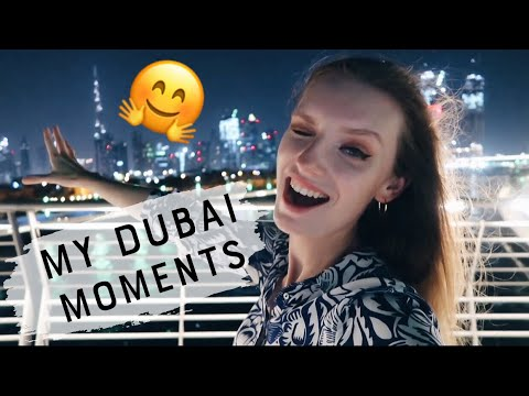 MY MOMENTS IN DUBAI ON DAYS OFF  🤗 EMIRATES CABIN CREW VLOG