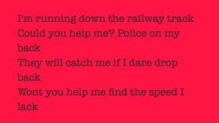 The Clash - Police on my back Lyrics.