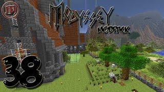 Modyssey - Ep 38 - Planter y Harvester, granja de madera y rubber