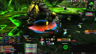 Archimonde [Heroic] - Twilight's Hammer EU Realm First Kill Rogue POV