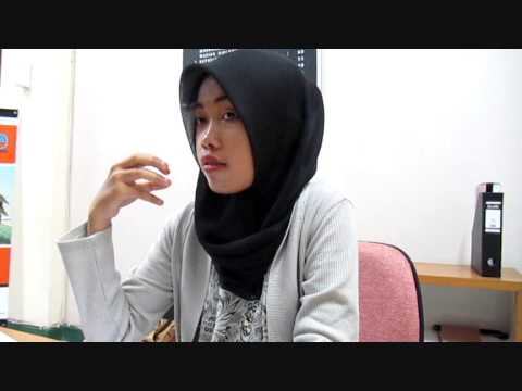Simulation of Job Interview in Bank Mandiri