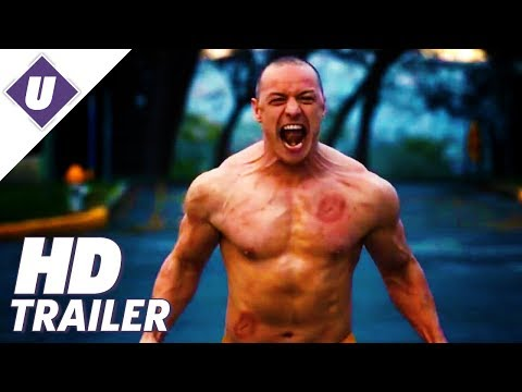 Glass - Official Comic-Con Trailer | M. Night Shyamalan | SDCC 2018