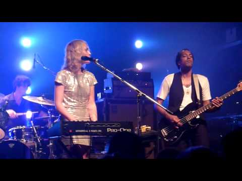 Metric - Give Me Sympathy - Verge Music Awards - Mod Club - Sept 22, 2009