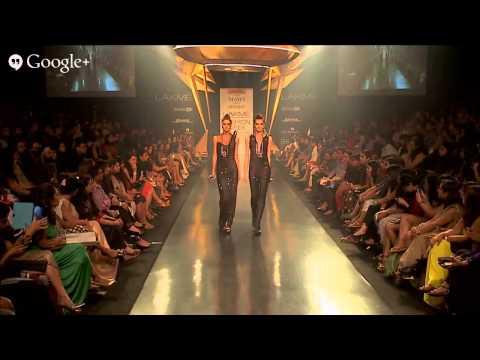DHL Presents Mawi's Indian Odyssey Featuring Gaurav Gupta    Lakmé Fashion Week Summer/Resort 2014