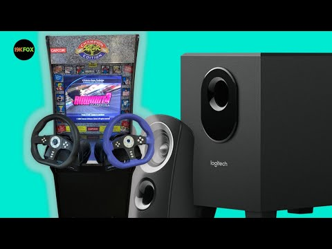Arcade1up Racing Cabinet Subwoofer Install from 19kfox