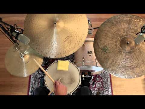 Drum Lesson - Introduction to Blues Drumming - YouTube