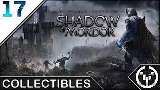 COLLECTIBLES | Middle-Earth Shadow of Mordor | 17