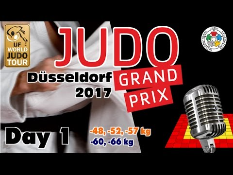 Judo Grand-Prix Düsseldorf 2017: Day 1