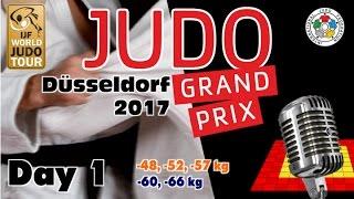 Judo Grand-Prix Düsseldorf 2017: Day 1