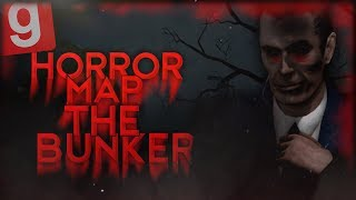 (GARRY'S MOD) | HORROR MAP | THE BUNKER | #24