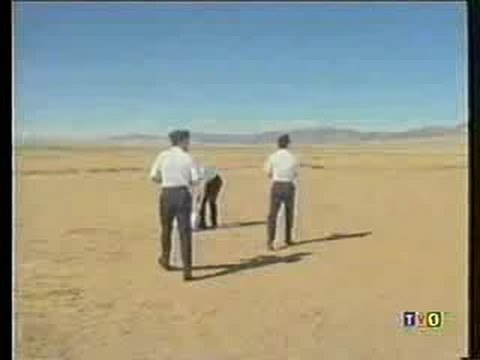 Project UFO   1x06   The Nevada Desert Incident