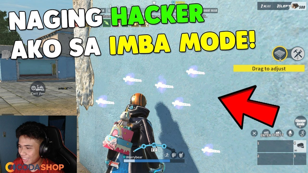 CHEATER BA AKO SA IMBA MODE?  [TAGALOG] (Rules of Survival: Battle Royale)