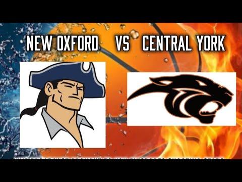 New Oxford vs Central York - Basketball - Sports Shooting Stars
