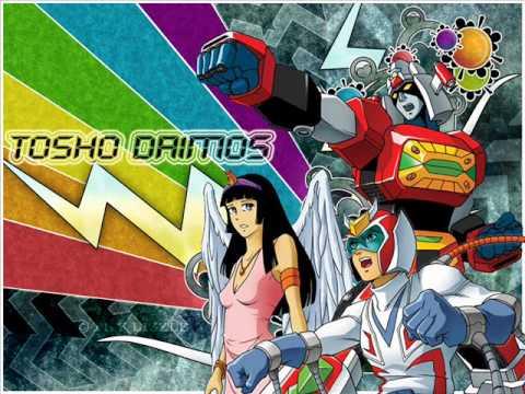 Tosho Daimos soundtrack by Shunsuke Kikuchi