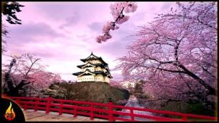 Beautiful Japanese Music | Hirosaki Castle | Instrumental Asian Music