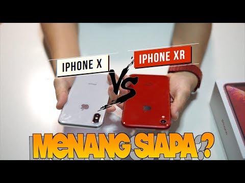 Review iPhone XR vs iPhone X ! AWAS SALAH BELI
