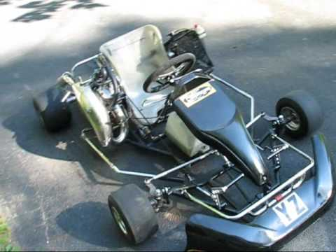 how to build a shifter kart with a mx cr125 engine??? - DIY Go Kart