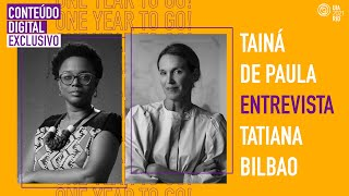 UIA2021RIO - Tainá de Paula entrevista Tatiana bilbao
