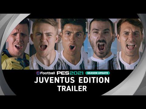 eFootball PES 2021 SEASON UPDATE x Juventus FC - Club Edition Trailer