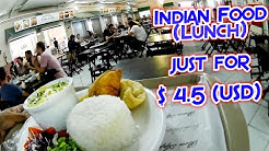 Lunch @ Indian Nepalese Restaurant EVEREST Inn - Curitiba