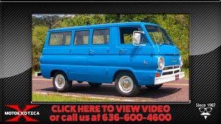 1965 Dodge Van  For Sale