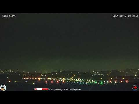 Live Cam - Guarulhos International Airport (2k 1440p)
