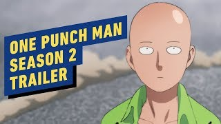 One Punch Man - Season 2 Official Trailer