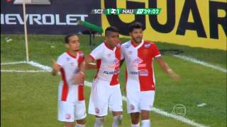 Brasileirão Série B - Santa Cruz 1x3 Náutico - Alexandre Costa