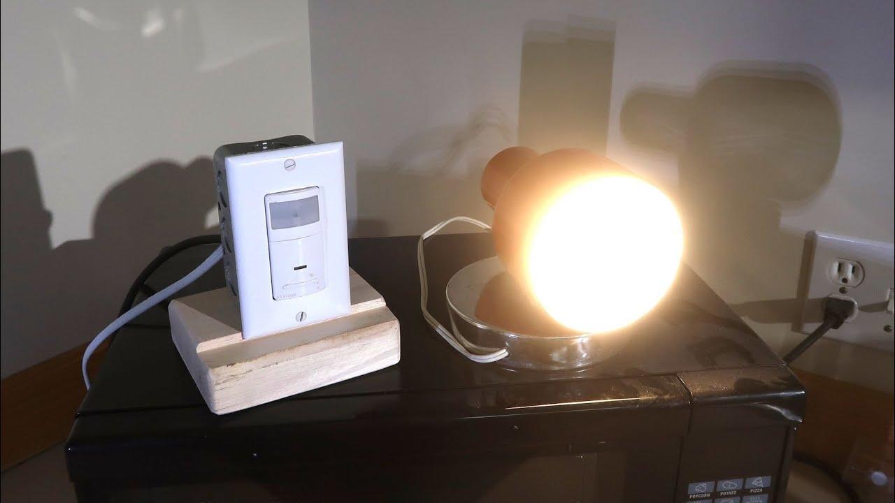 Motion light gadget