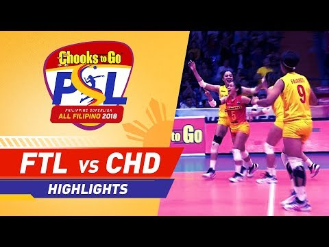 Highlights: F2 Logistics vs. Cignal HD | PSL All-Filipino Conference 2018