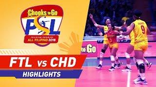 Highlights: F2 Logistics vs. Cignal HD | PSL All-Filipino Conference 2018
