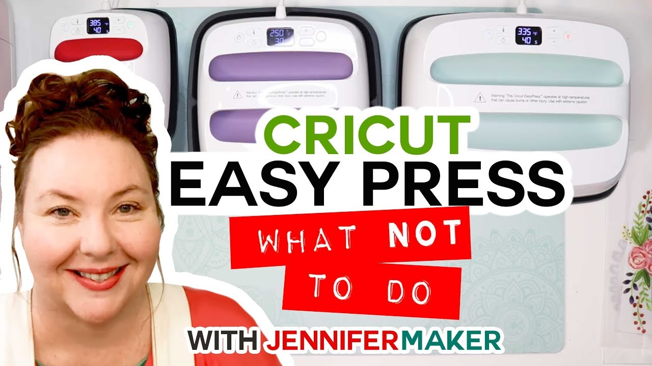 f801bf07560 Cricut EasyPress Tips, Tricks, & What NOT to Do | Scrap Book