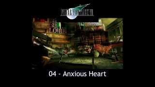 04 - Anxious Heart - Final Fantasy VII Soundtrack Remake