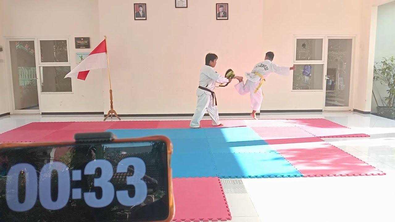 Download Faris_De' Miracle Taekwondo_Speed Kicking.