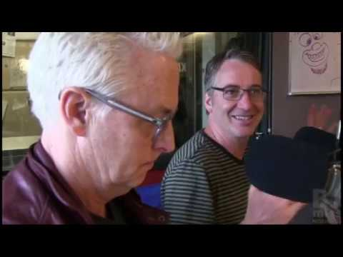 Pearl Jam - Mike McCready & Stone Gossard Interview (BJ & Migs / KISW)