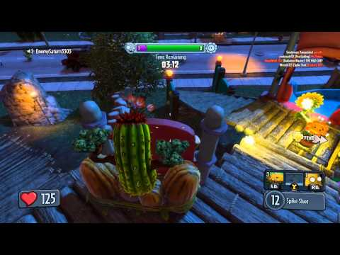 [2] Botanical Battles (Plants vs Zombies: Garden Warfare w/ GaLm)
