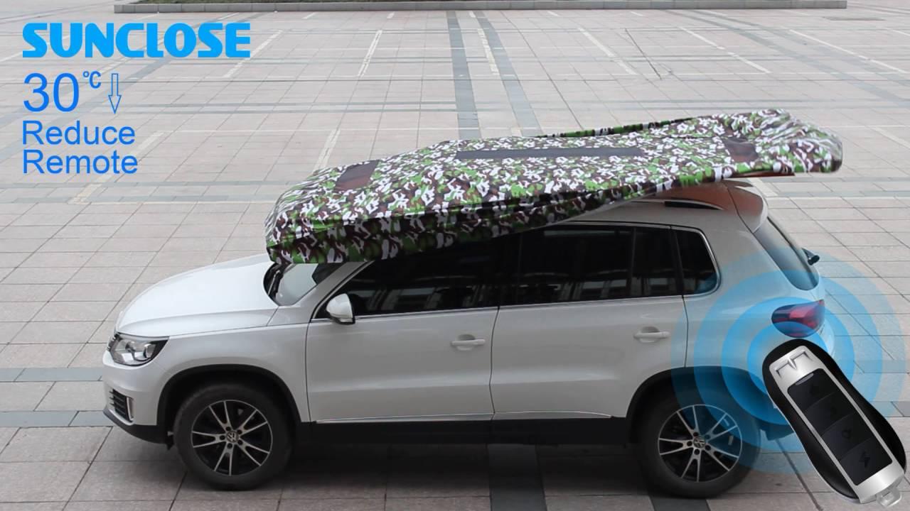 Automatic Car Cover Uae
