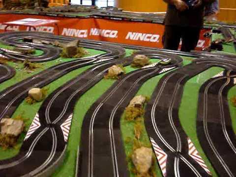[2/2] XLOT NINCO – Presentació Porsche 1/28 – Open Ninco Encamp Andorra