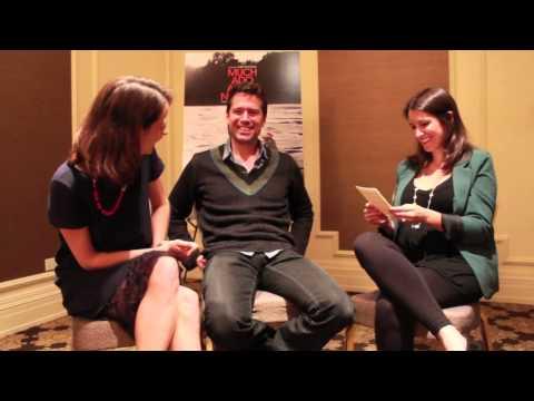 "Amy Acker & Alexis Denisof Play ""Whedon vs. Shakespeare"""