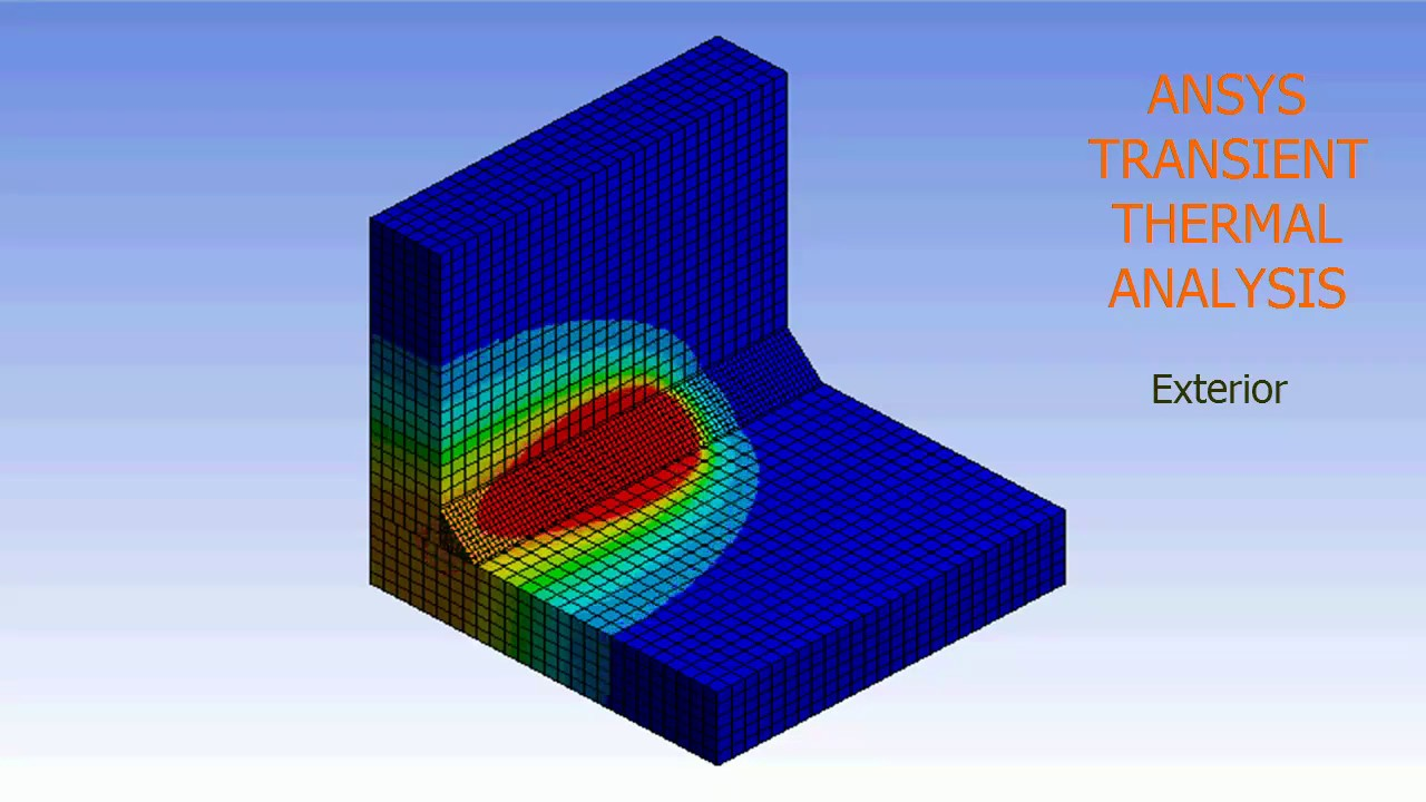 Weldingysis Simulation In Ansys