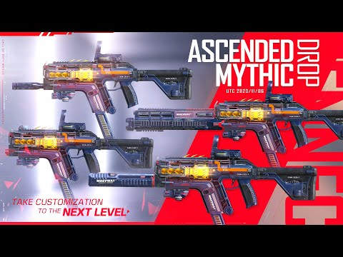 Call of Duty®: Mobile - Mythic Weapon | Fennec Ascended Gameplay