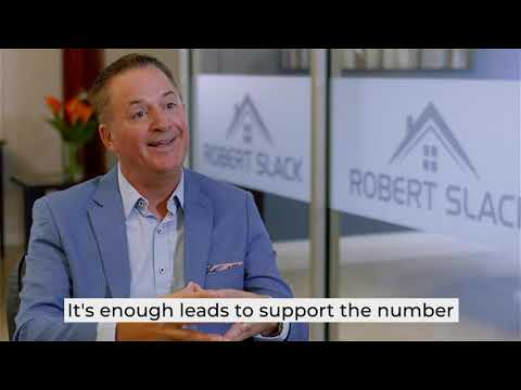 Dan Walters of Robert Slack speaks to the distribution of leads that gives agents confidence